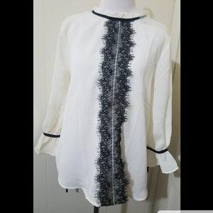 Mine ruffle blouse